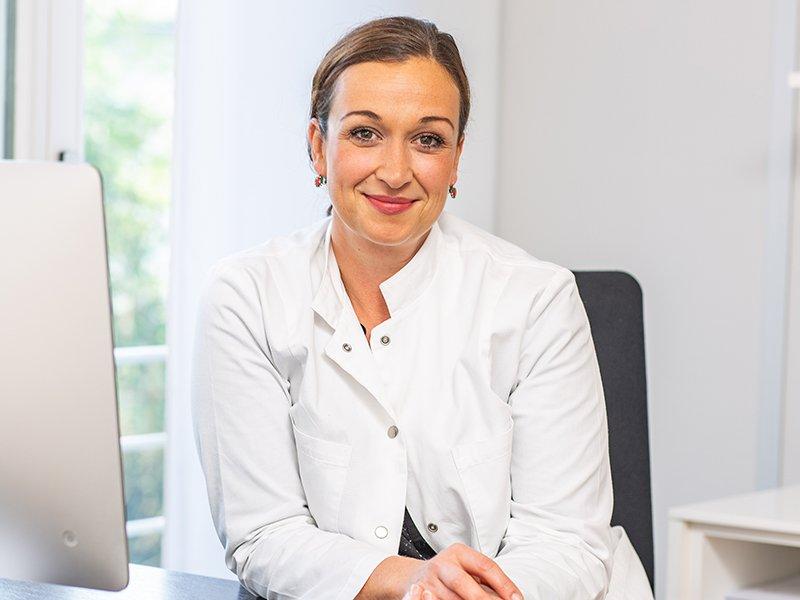 Dr. Med. Lena Hommerich, Fachärztin für Innere Medizin - HPZ Zollikon
