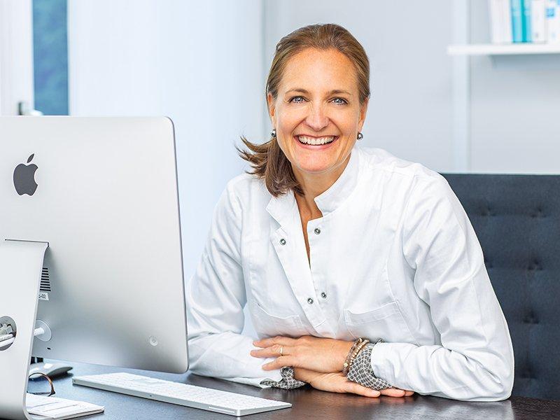 Dr. Med. Sandra Ohle, Fachärztin für Allgemeine Innere Medizin FMH - HPZ Zollikon
