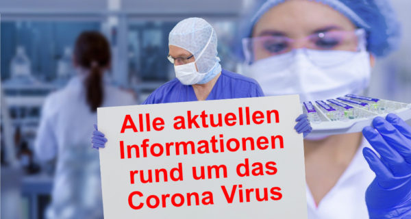 Infos zu Corona und Covid-19